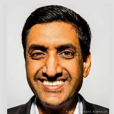 Ro Khanna won from California's 17th Congressional District