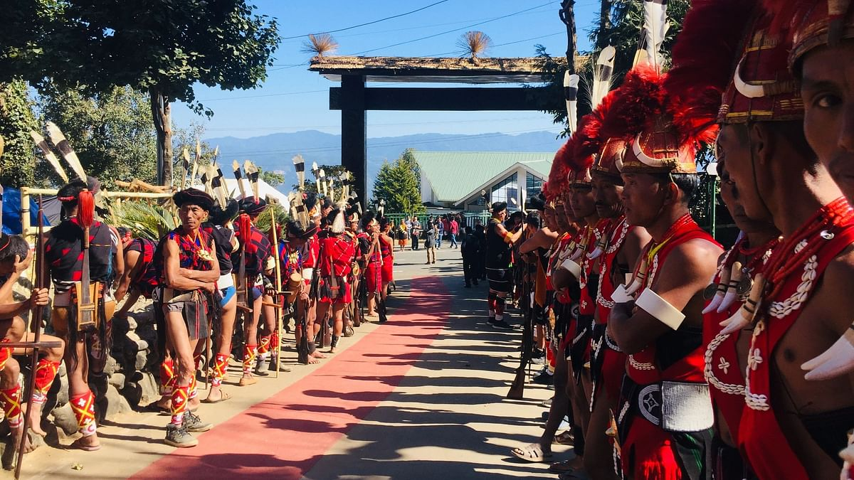 Virtual Hornbill festival likely to keep the spirit of celebration alive