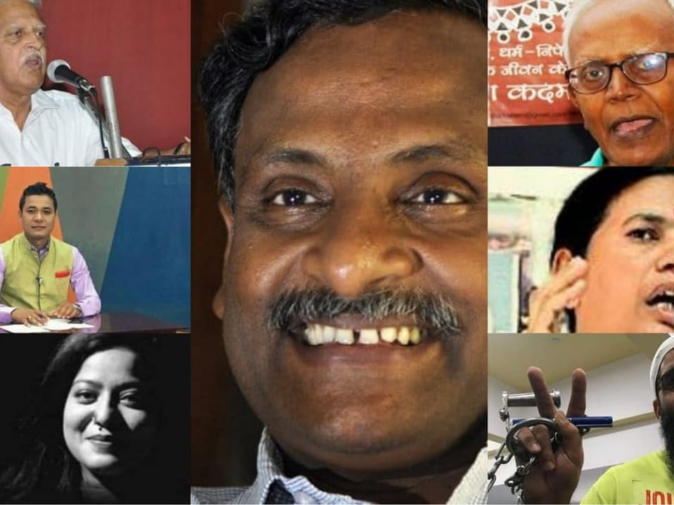 Arnab Goswami gets bail...now will the SC please pay attention to these 7 also?