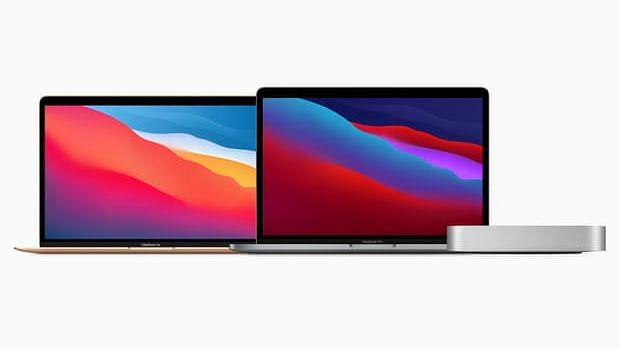 Apple launches Mac mini, MacBook Air and Pro with iPhone-like chips