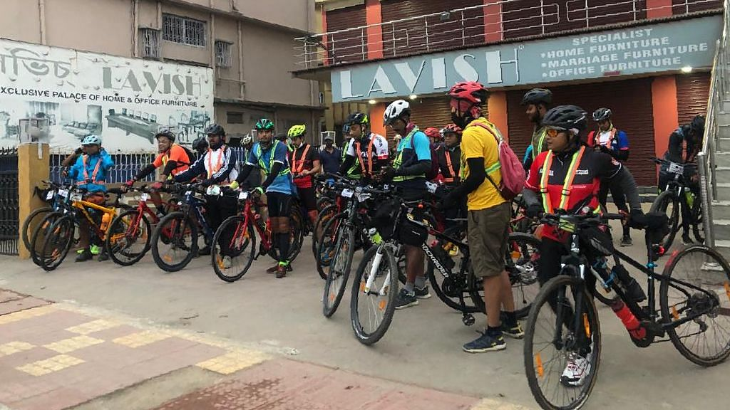 Watch: How the Pandemic gave a new life to Cycling in Guwahati