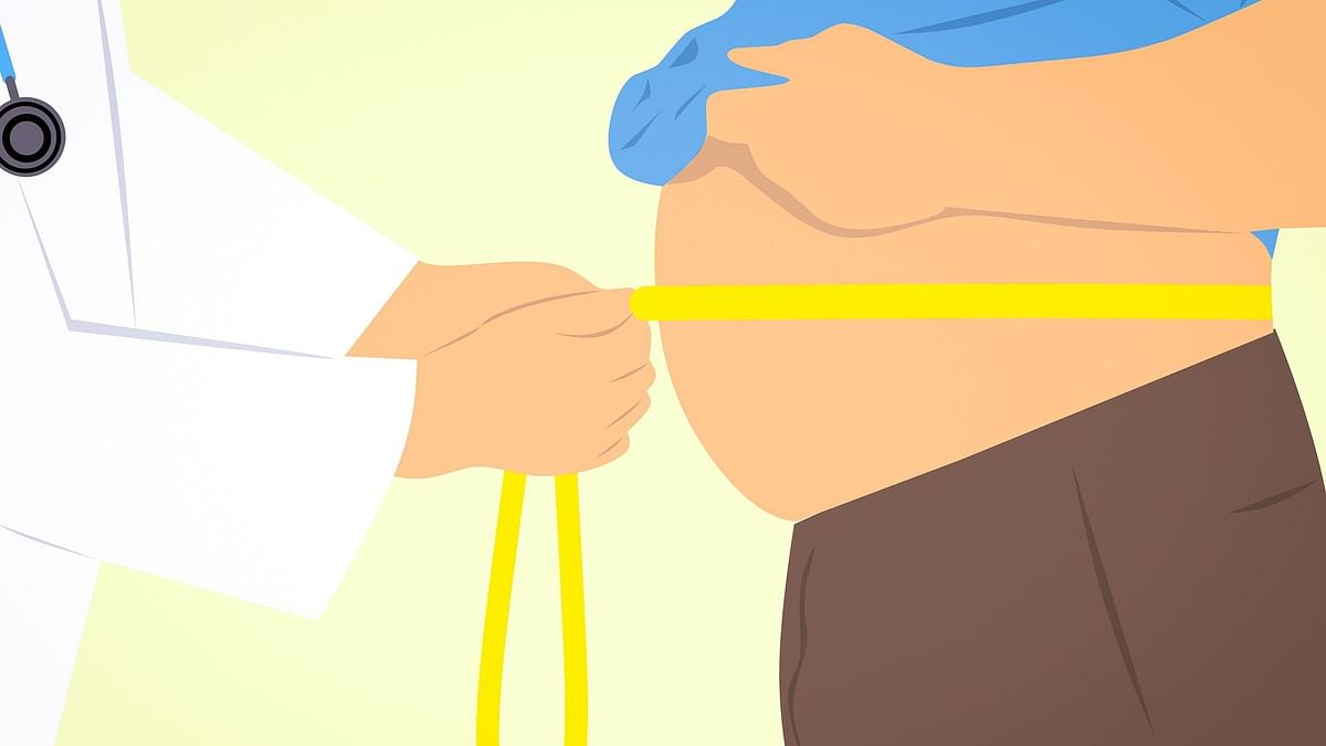 On International Men's Day, here are some tips to lose weight for men with busy schedules