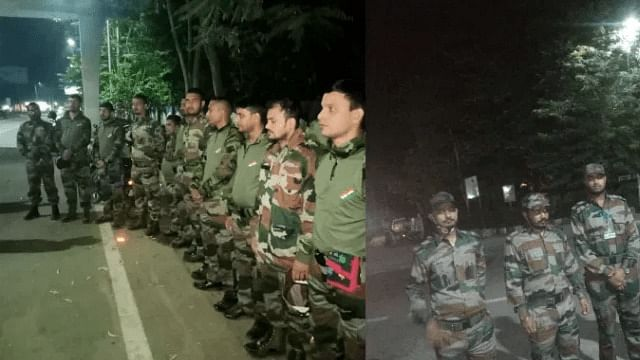 'Fake' army group arrested near Guwahati Airport
