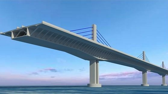L&T wins contract to build India's longest river bridge, work to start soon