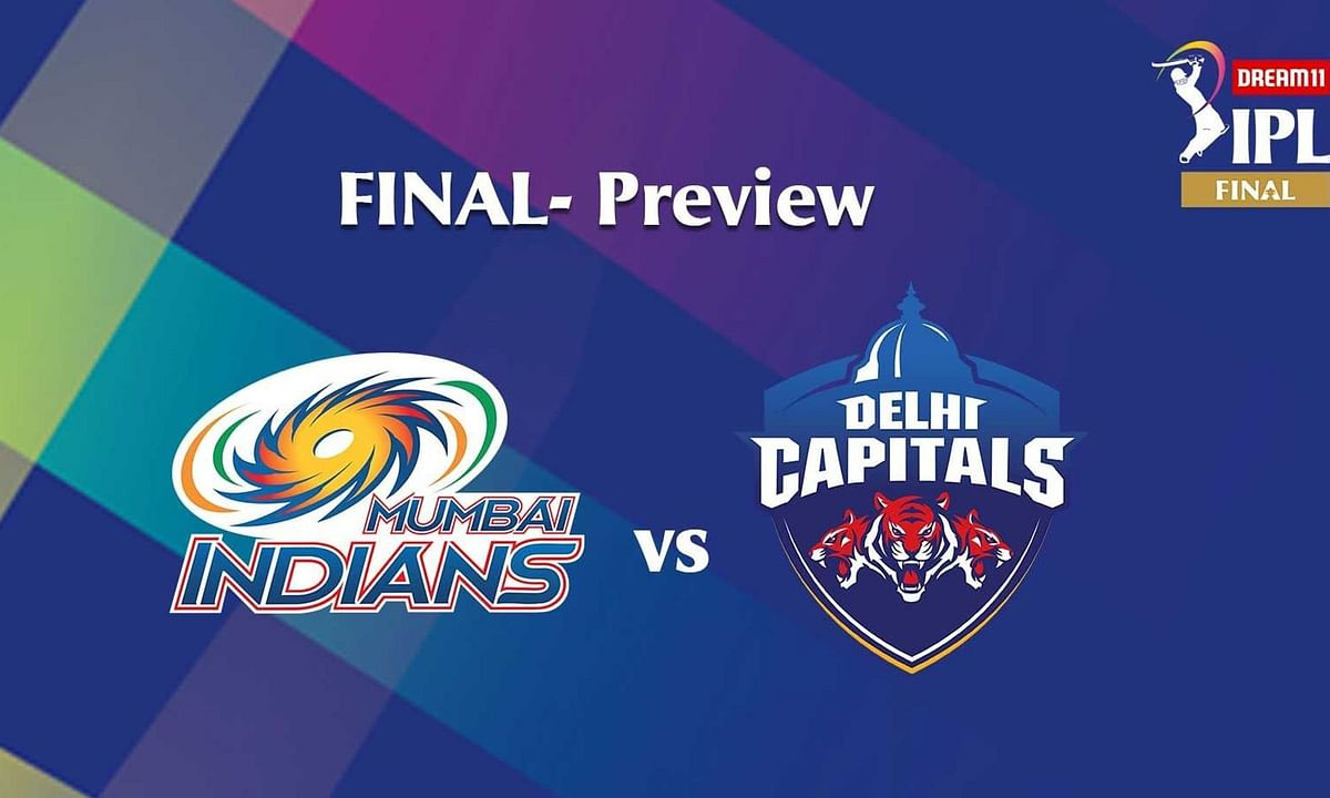 Delhi Capitals will take on Mumbai Indians in the final of IPL 2020 on Tuesday