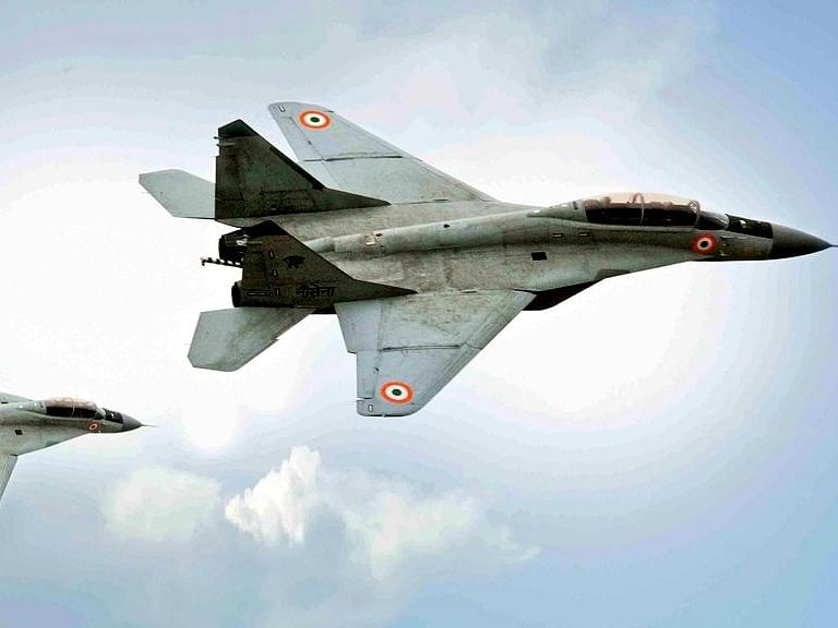Indian Navy's Mig-29k crashes in Arabian Sea, search operation on for missing pilot