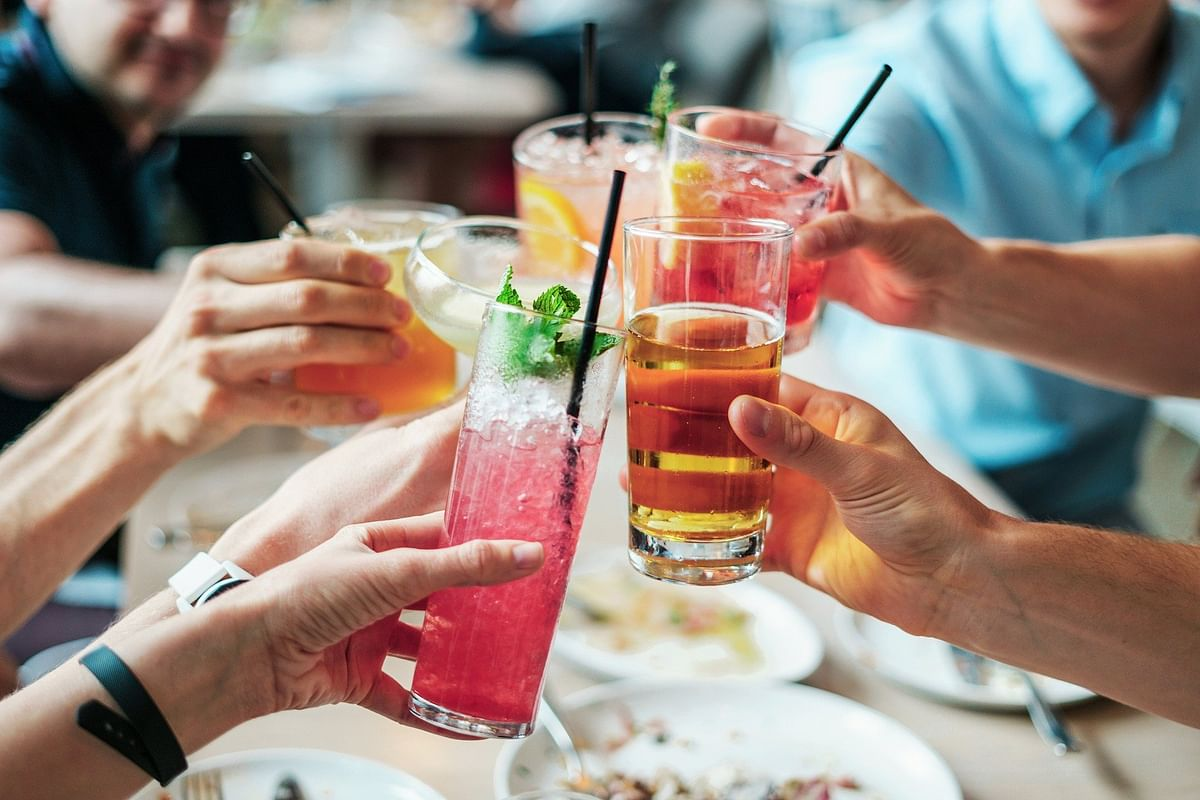 Many alcoholic drinks are found to have effects on increase in belly fat