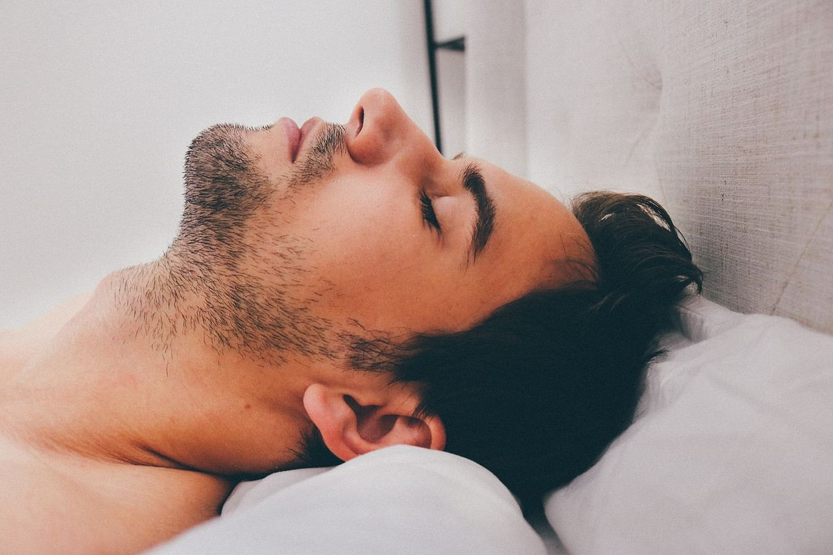 Not sleeping enough can cause an increase in weight