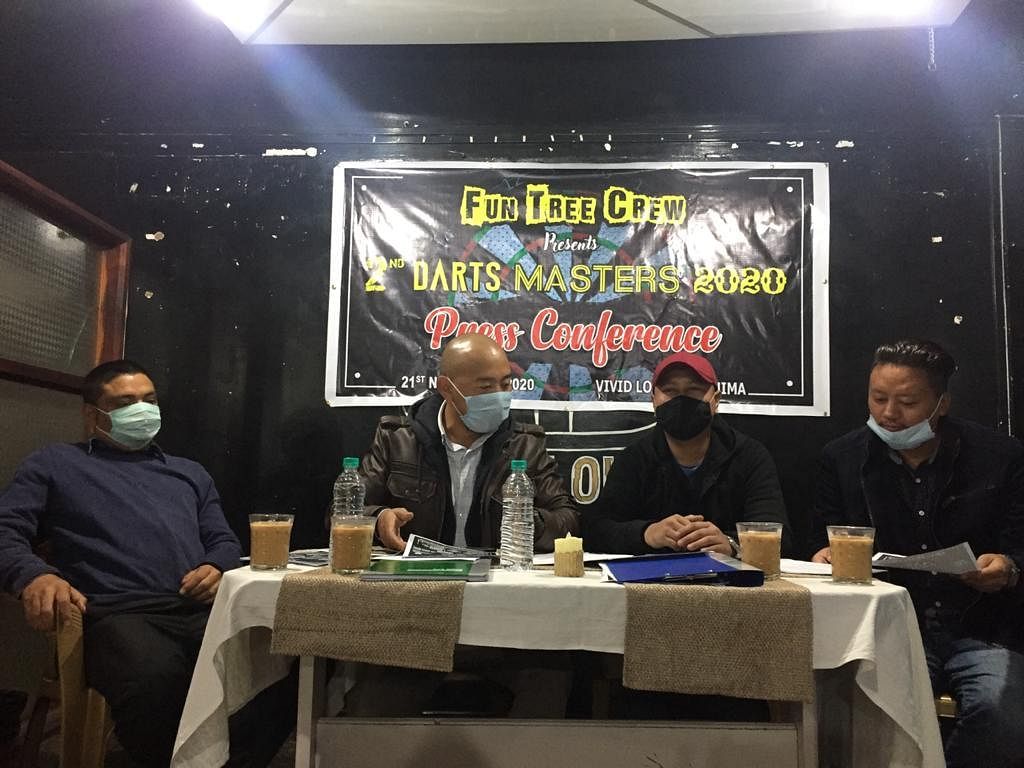 Second edition of Darts Masters to be held in Nagaland from Dec 12