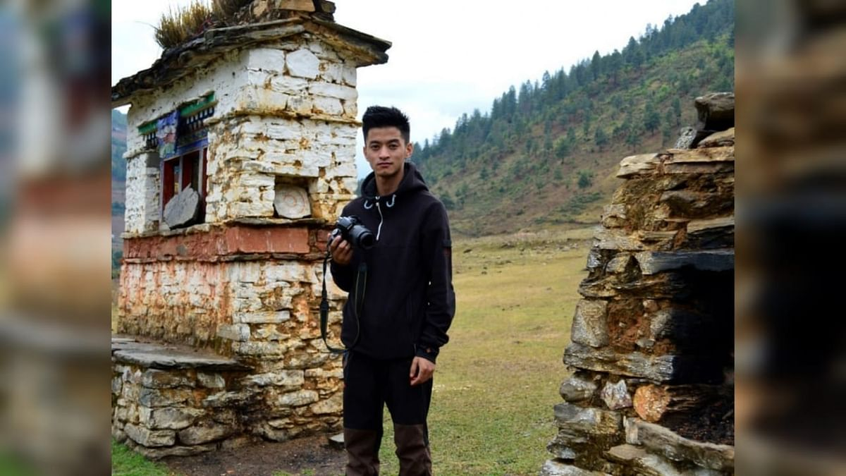 North East Young Heroes 2020 Tourism Winner: Sange Tsering