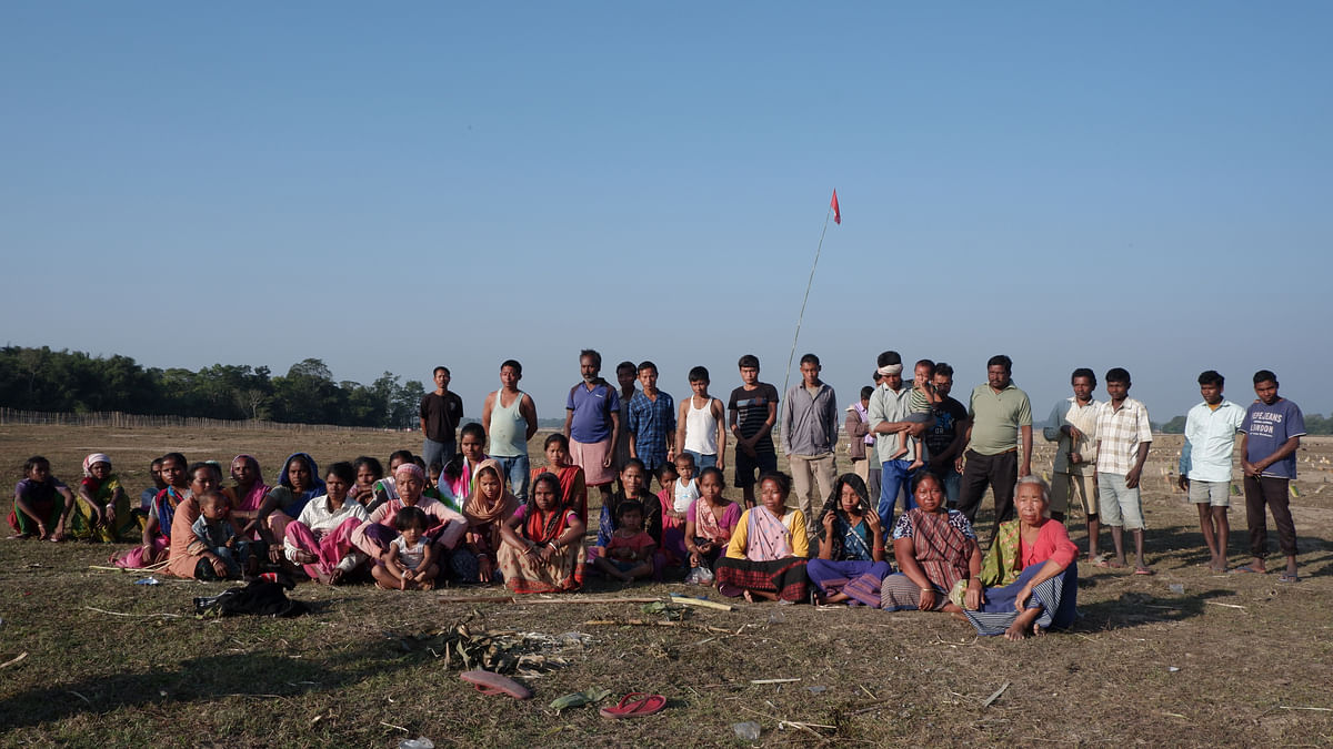 Darkness under the sun: The struggles of an Assam village against 'green' energy