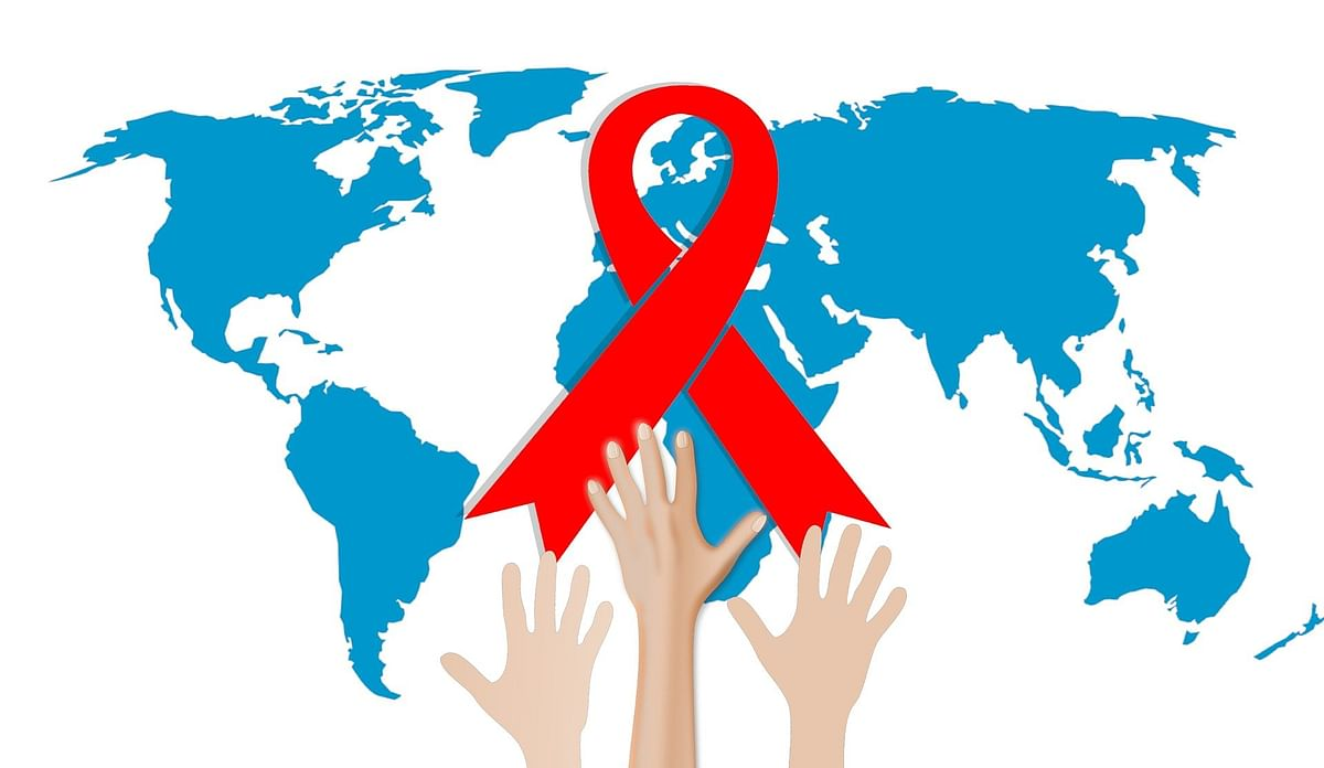 HIV incidence per 1,000 uninfected population in 2019 was highest in Mizoram followed by Nagaland and Manipur