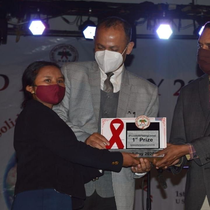 World AIDS Day 2020: Global solidarity & shared responsibility theme of Meghalaya