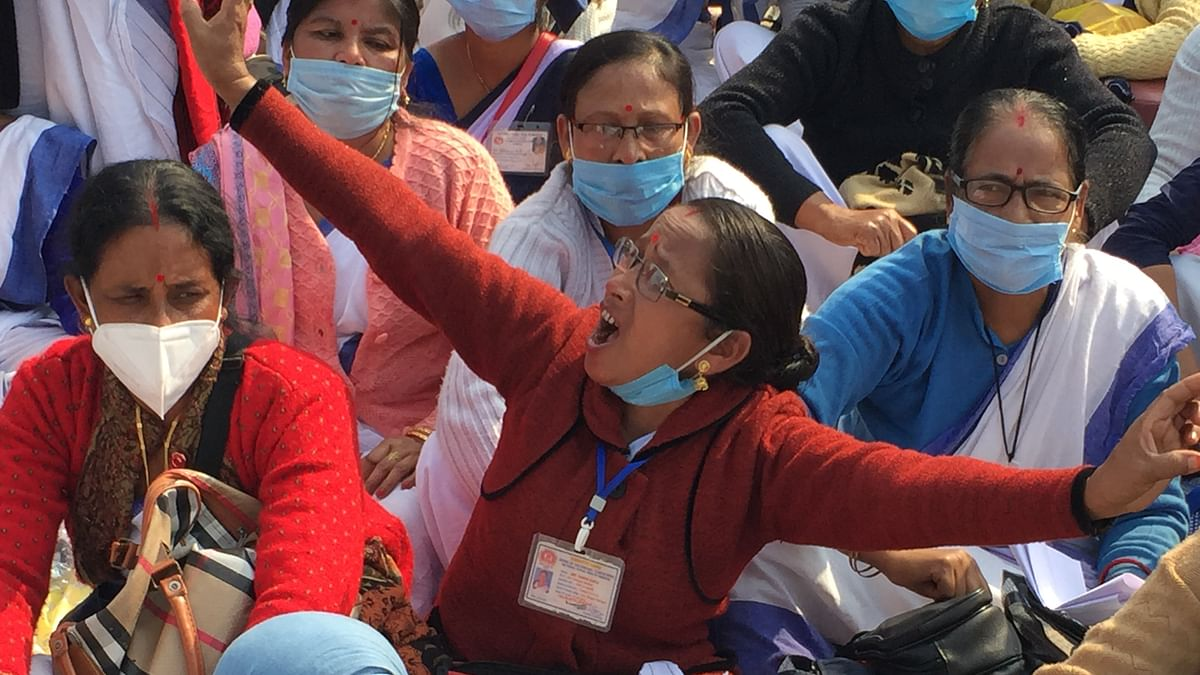 Assam: ASHA workers to go on two-week strike