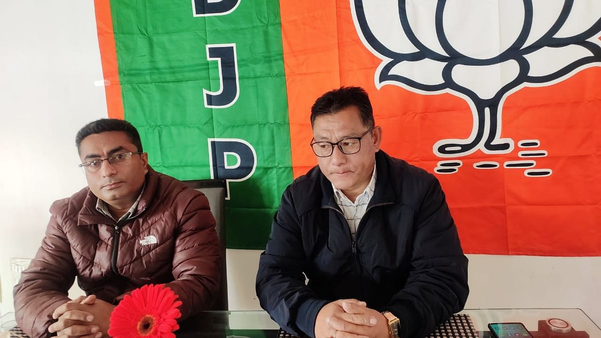 11 communities to secure reservation before Bengal election: Sikkim BJP