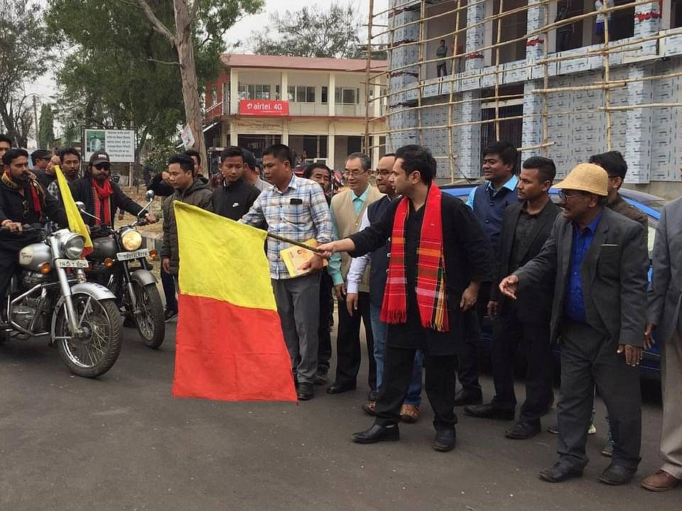Tripura: Arrest murderers of fireman or face state-wide protests, says TIPRA