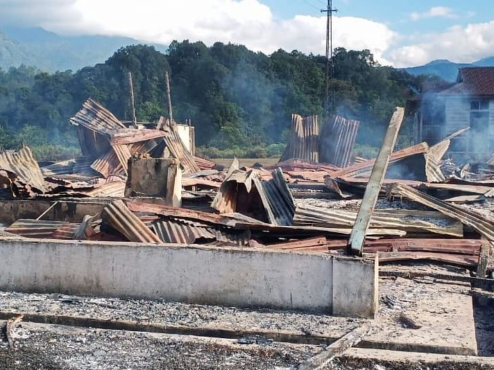 AAPSU warns as Arunachal Police SIT looks at 'other angles' in Vijaynagar arson