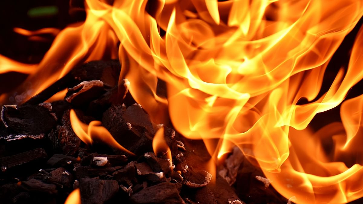 Four rescued from fire at Harley Davidson showroom in Delhi