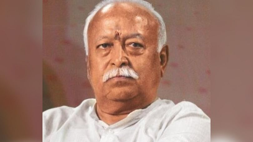 Why is the RSS chief in Guwahati?