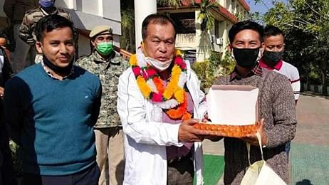 Manipur University's senior-most professor is now its Vice-Chancellor