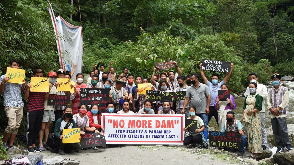 A Sikkim tribe trying to save 'paradise' from woes of development