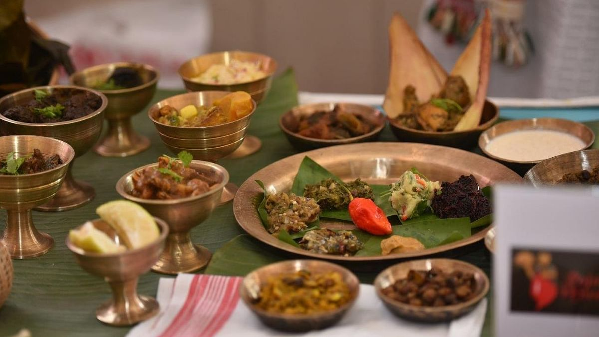 A festival that served Northeastern culture on a diverse platter