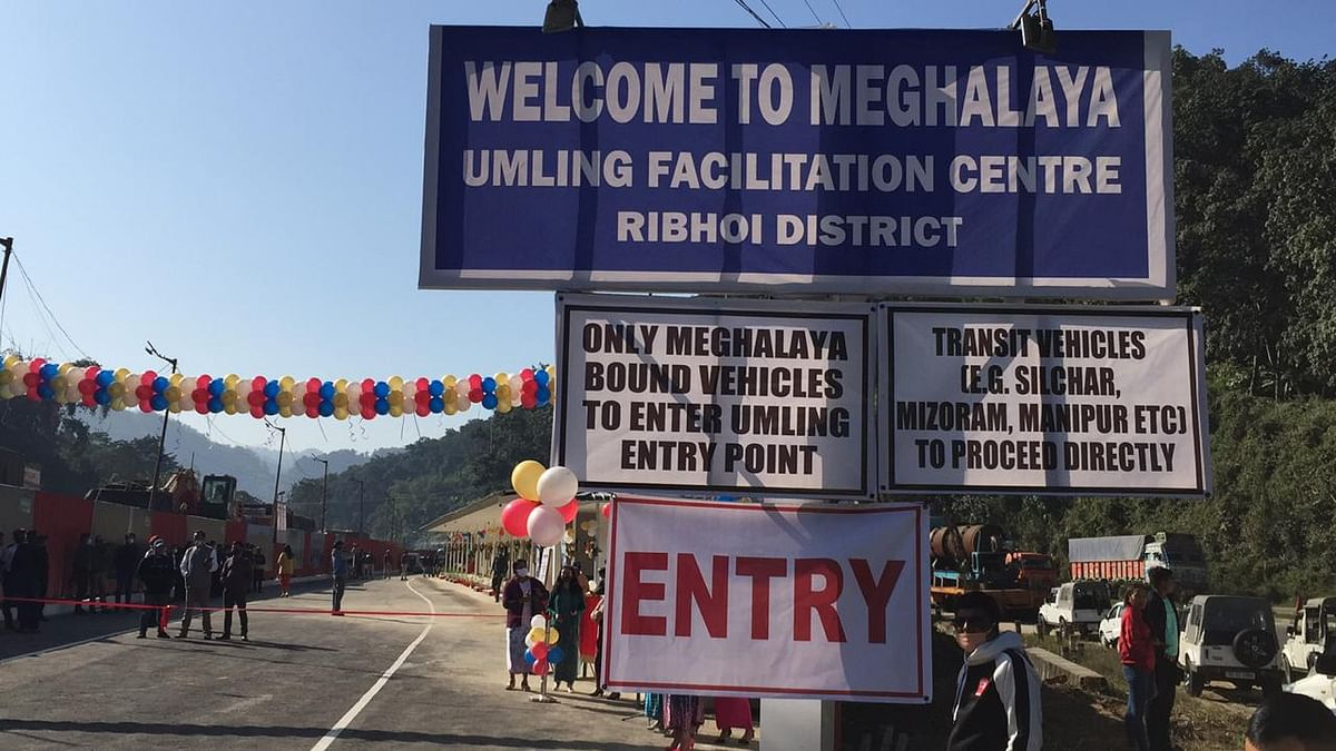 Meghalaya govt mum on PIL against facilitation centre at Umling