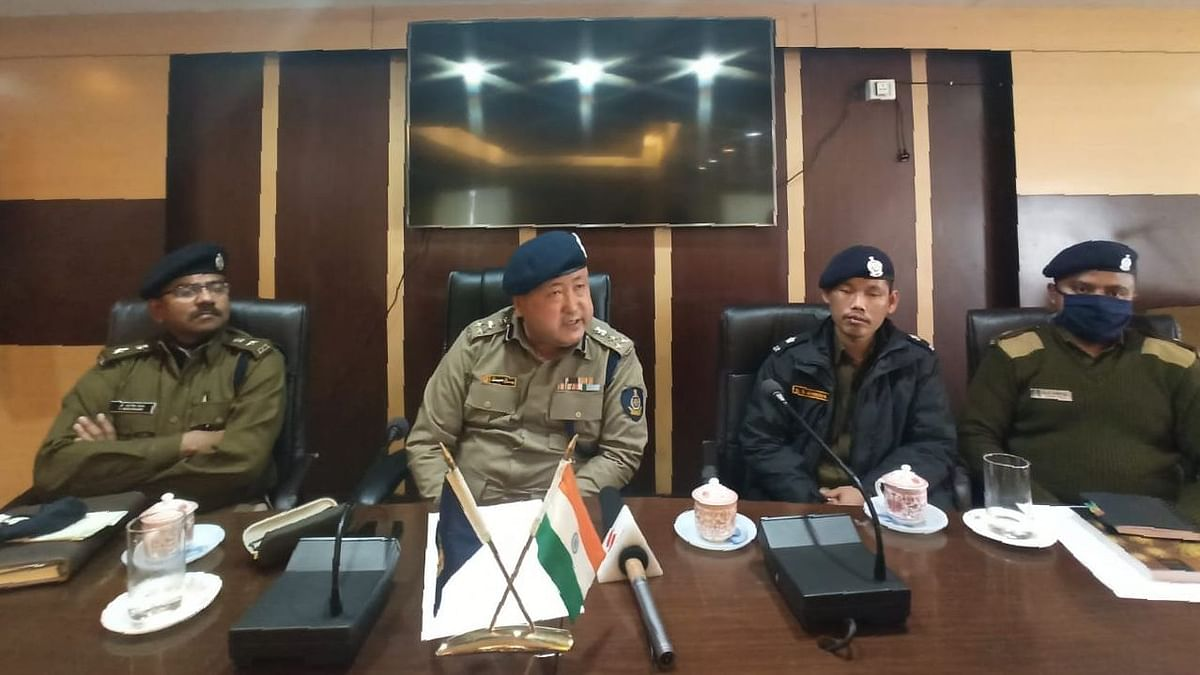 Sikkim Police arrest sub-inspector in biggest ever drug bust