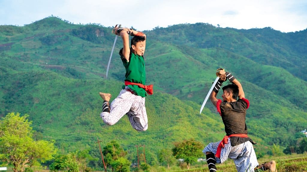 Manipur's traditional game 'Thang-Ta' to feature at Khelo India Youth Games 2021