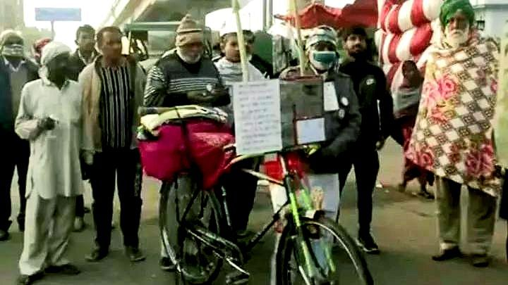 Team Aroha came up with a idea of public bicycle sharing and renting service in Guwahati