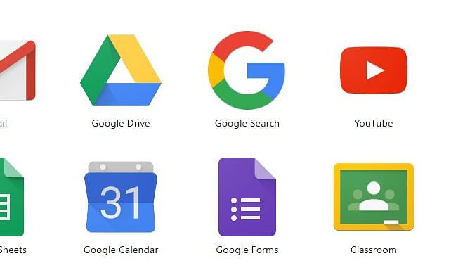 Google has probably some of the most widely used services