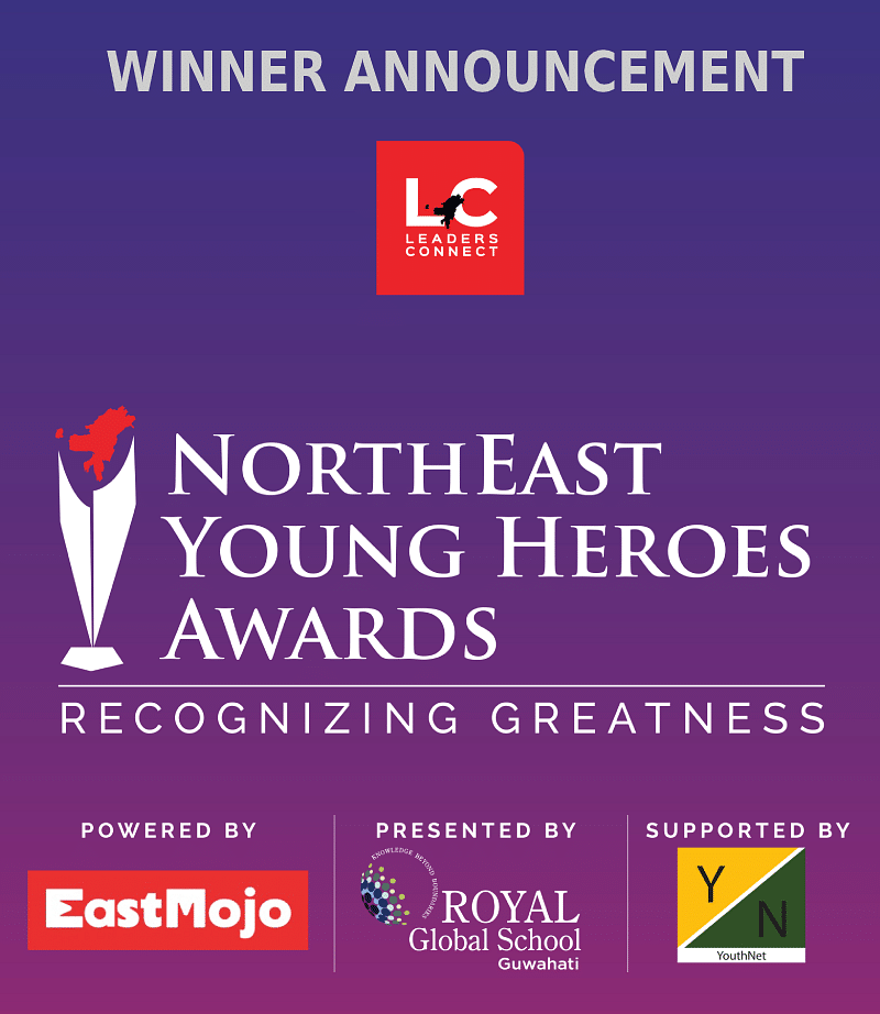 This was the first time that the event organised an award show to recognise the contributions entitled North East Young Heroes award