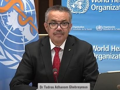 Thank you India and PM Modi for support to global COVID-19 response, says WHO chief