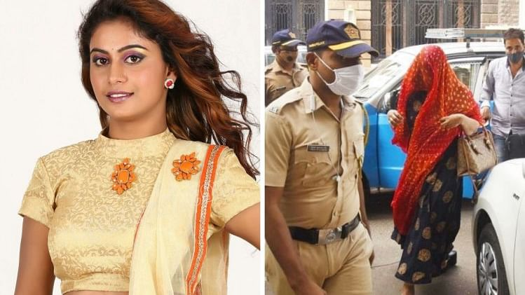 NCB arrests Kannada actress in drugs case
