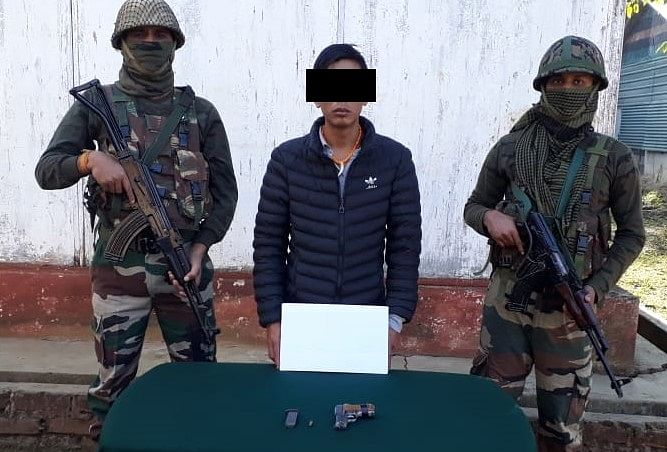 """""""Assam Rifles should stop forthwith to link any anti-social element apprehended with NSCN"""""""