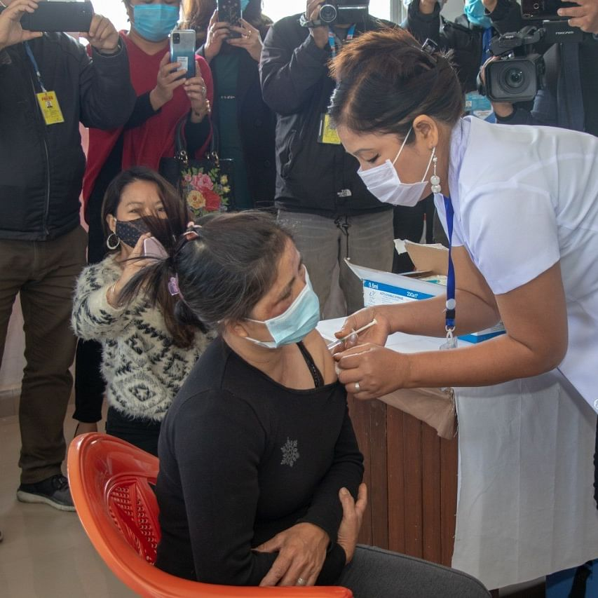 Mizoram: Why is the COVID-19 vaccination drive seeing low turnout?