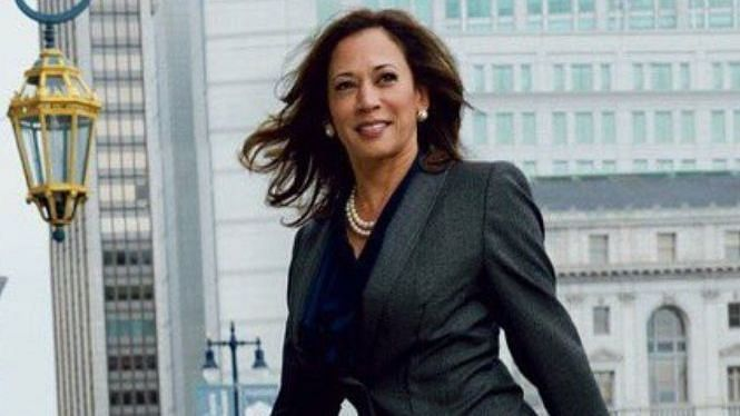 Why this Kamala Harris' Vogue cover is stirring controversy