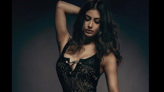 What has Mouni Roy got to do with the National Stock Exchange?