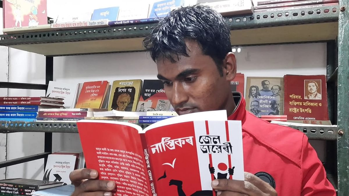 Watch: Why this atheist's book is in great demand at Guwahati book fair