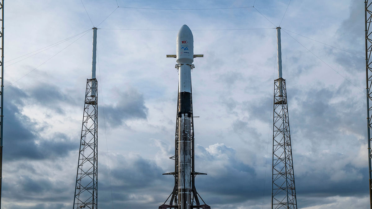 Watch: SpaceX launches first Falcon 9 rocket of 2021