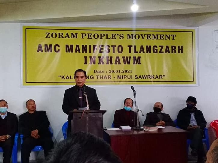 Mizoram: ZPM to stress on waste management, transparency in property tax