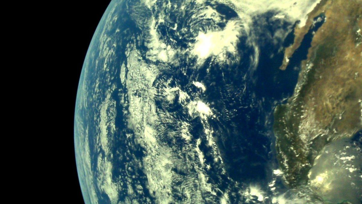 A team of researchers found evidence of relatively recent water movement in meteorites that collided with the Earth