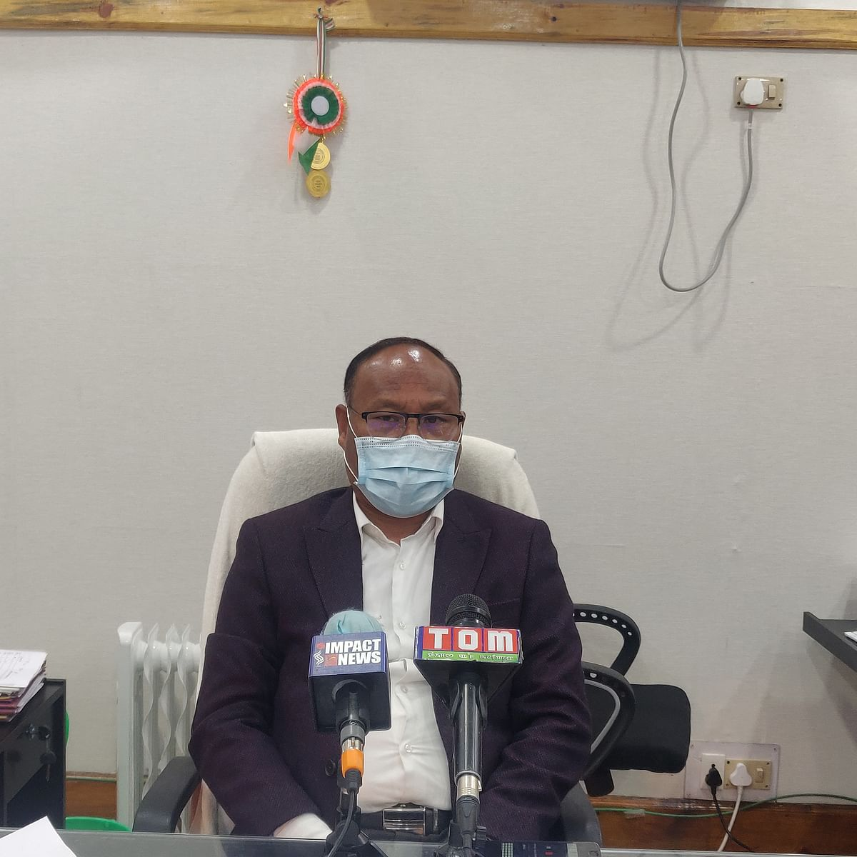 No case of bird flu reported in Manipur, says minister