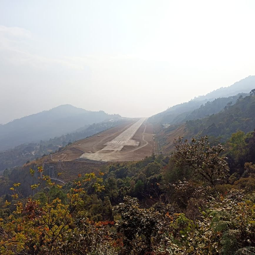 Sikkim: SpiceJet only airline to operate from Pakyong airport from January 23