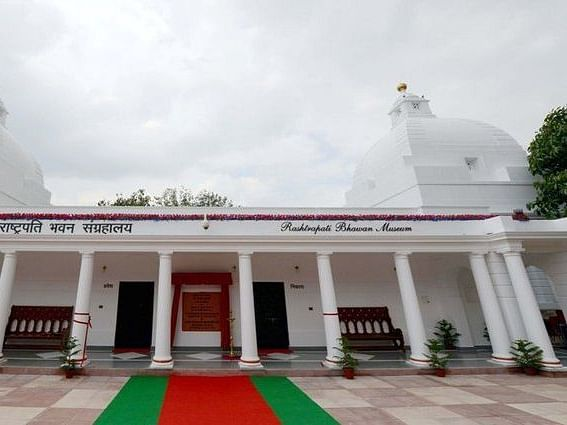 Rashtrapati Bhavan museum complex to reopen from January 5