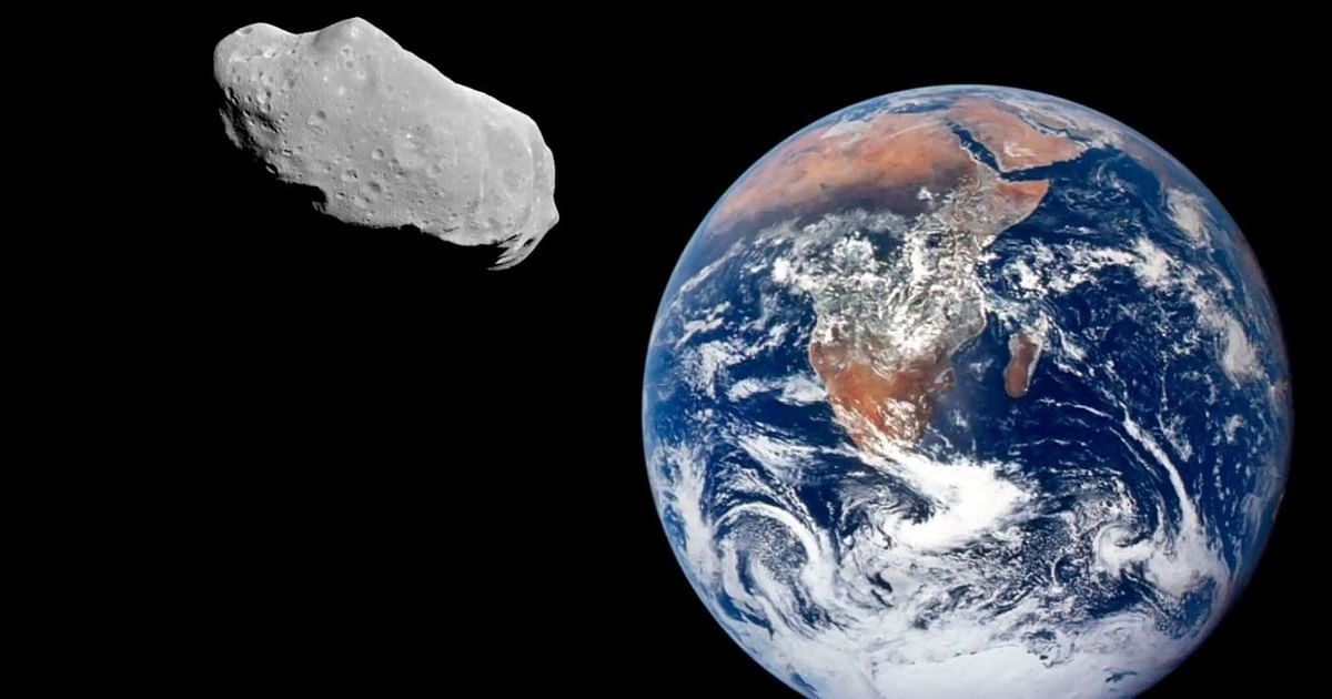 Five asteroids set to fly past Earth tomorrow - EastMojo
