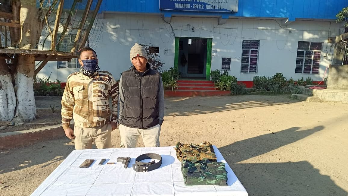 Nagaland: Security agencies apprehend NSCN (KN) cadre in Dimapur