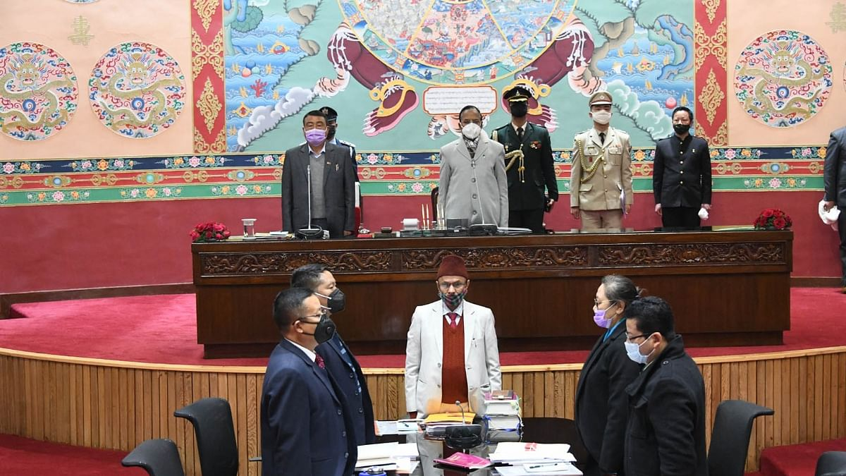 Sikkim Govt adopts resolution to include left communities as Schedule Tribe