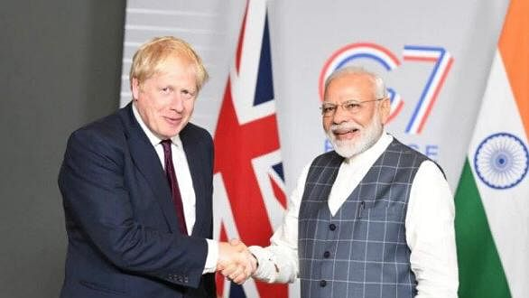 British PM Boris Johnson cancels Republic Day visit to India