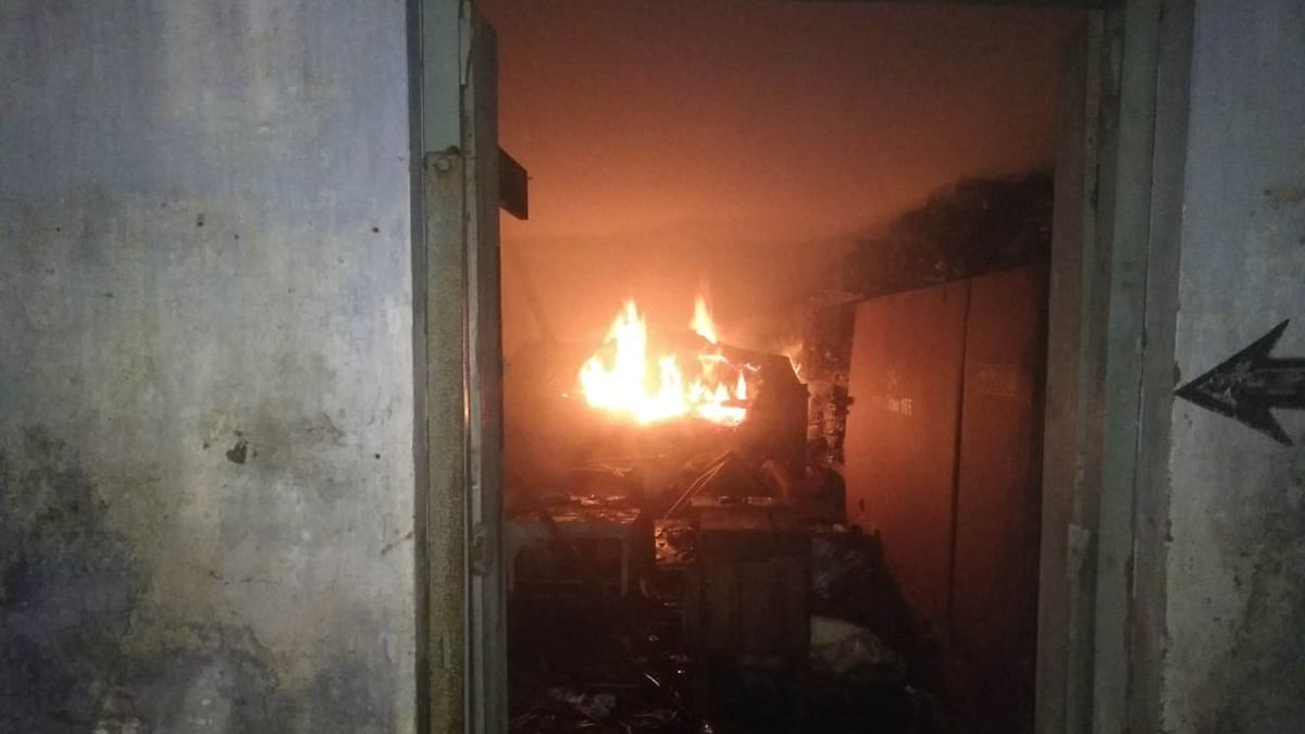 Tripura: Fire destroys several documents at land records and settlement office